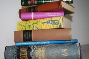 Bücherberge