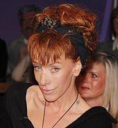 Sibylle Berg in der NDR Talkshow (2011)