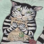 """""""Spiegel, das Kätzchen"""" @ NordSüd Verlag"""